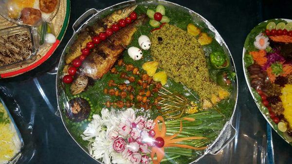 نخستین جشنواره طبخ آبزیان در شیراز برگزار شد