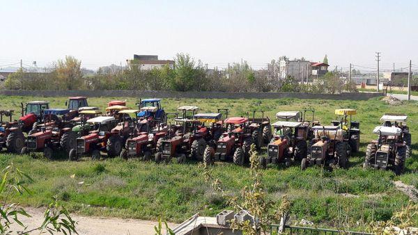 350 پرونده شمارهگذاری برای ماشینهای خودگردان کشاورزی در آبیک تشکیل شد