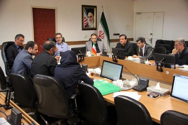 بررسی 16 پرونده در کمیسیون طرح کشاورزی امور اراضی تهران