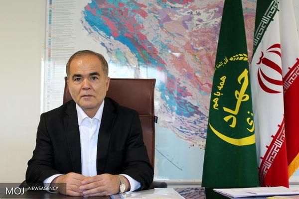 افتتاح ۹۱ طرح کشاورزی در هفته دولت در استان همدان