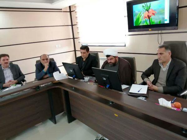 برگزاری بیست و ششمین جلسه شورای تحقیقات آموزش وترویج کشاورزی