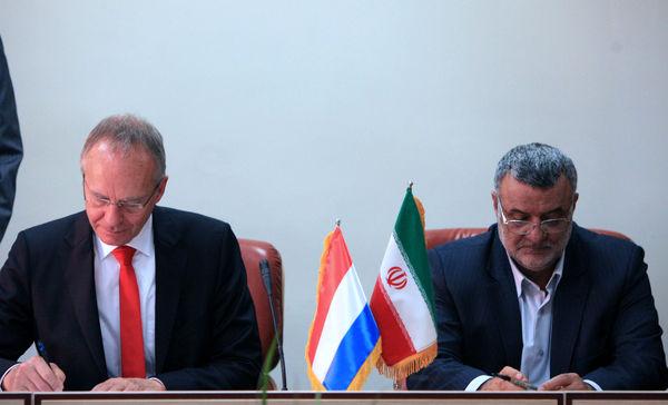 چارچوب همکاری های جدید کشاورزی میان ایران و هلند روشن شد
