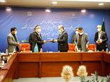 امضای توافق نامه تاسیس مرکز بین المللی مدیریت جامع حوزه آبخیز و منابع زیستی در مناطق خشک و نیمه خشک در ایران