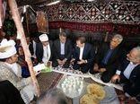 دکتر جهانگیری از نمایشگاه توانمندیها و دستاوردهای عشایر و روستاییان در خراسان جنوبی بازدید کرد