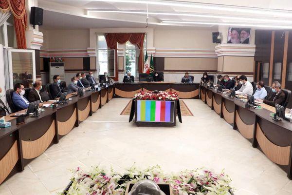 برگزاری جلسه شورای هماهنگی مدیران سازمان جهاد کشاورزی استان قزوین