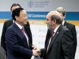 مدیر کل  جدید سازمان غذا و کشاورزی سازمان ملل (فائو) انتخاب شد