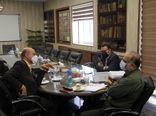 فرماندار شیراز با رئیس جدید جهاد کشاورزی فارس دیدار کرد