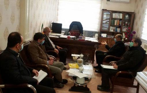 جلسه بررسی وضعیت شیلات و آبزی پروری شهرستان بستان آباد برگزار شد