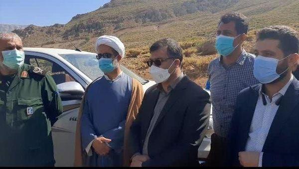 اجرای طرح انتقال آب به منطقه محروم خویه شهرستان کوهرنگ