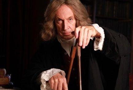 روایت دنیای اسرارآمیز اسحاق نیوتن در شبکه مستند