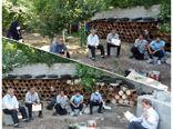 برگزاری دوره آموزشی برای تمام بهره برداران زنبورعسل شهرستان آذرشهر