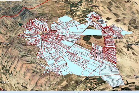 طرح کاداستر در 50  درصد از تعهدات سال 97  اراضی کشاورزی استان عملیاتی شد