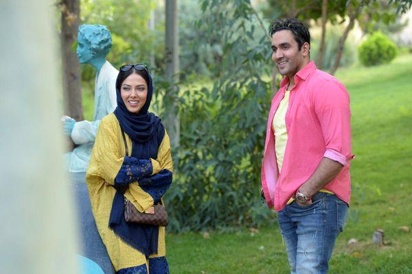ادامه فیلمبرداری «سلام علیکم حاج آقا» در خیابانهای تهران