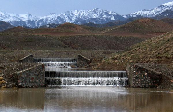 اعتبار ۲۰۰ میلیون دلاری برای طرحهای آبخیزداری
