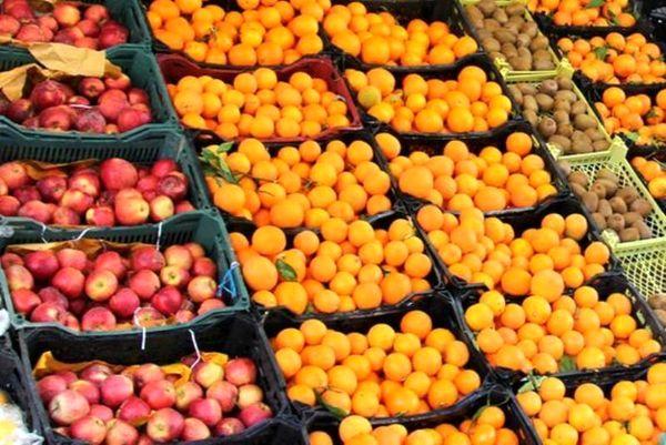 توزیع یکپارچه سیب و پرتقال از ۲۵ اسفندماه