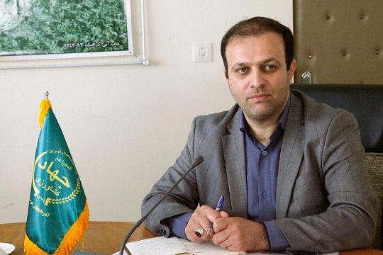 سازمان جهاد کشاورزی آذربایجان غربی در ایام نوروز 1400 تعطیل نیست