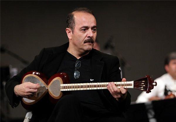 کنسرت مشترک کیوان ساکت در ارمنستان