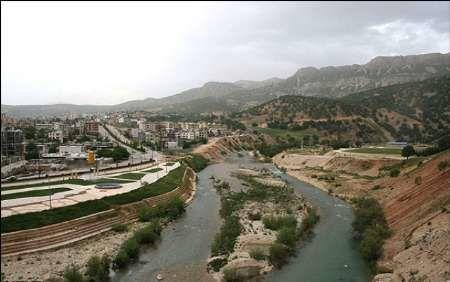 ممنوعیت کشت پاییزه و بهاره در حاشیه رودخانه بشار یاسوج