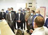 بازدید وزیر جهاد کشاورزی از مرکز تحقیقات و آموزش کشاورزی و منابع طبیعی خراسان جنوبی