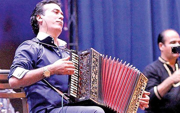 کنسرت آذری «رحیم شهریاری» در برج میلاد