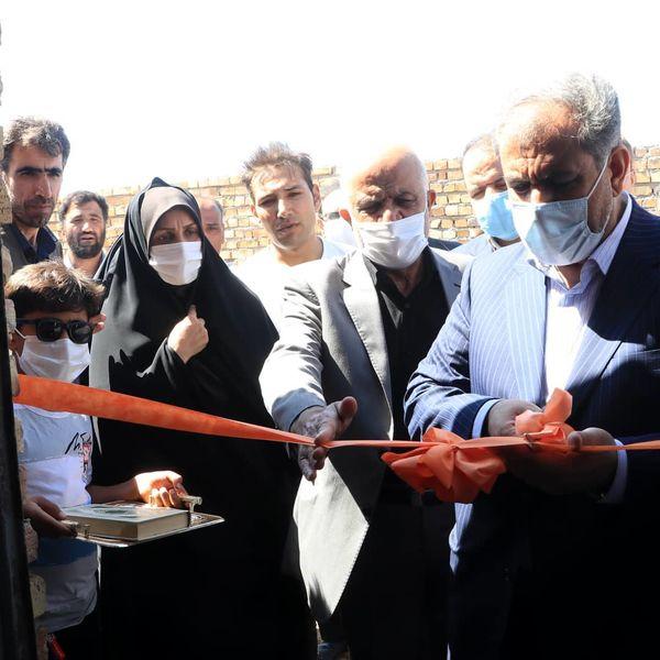 یک واحد مرغداری تخمگذار در شهرستان تاکستان افتتاح و به بهرهبرداری رسید