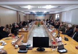 برگزاری شورای هماهنگی معاونین و مدیران سازمان جهاد کشاورزی
