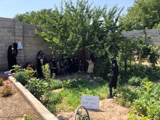 اجرای طرح بهبود تغذیه سالم در زنان روستایی در شهرستان بناب