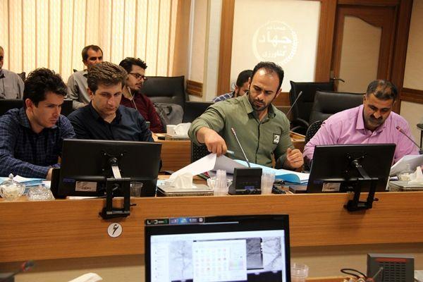 رفع تداخل بیش از 42 هزار هکتار از اراضی استان