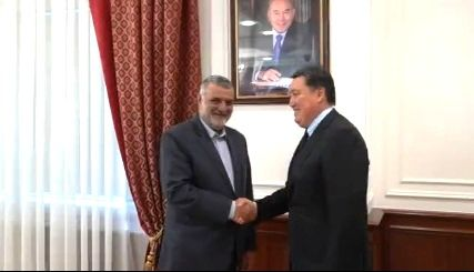 تاکید نخست وزیر قزاقستان و وزیر جهاد کشاورزی ایران بر توسعه همکاری های دو کشور