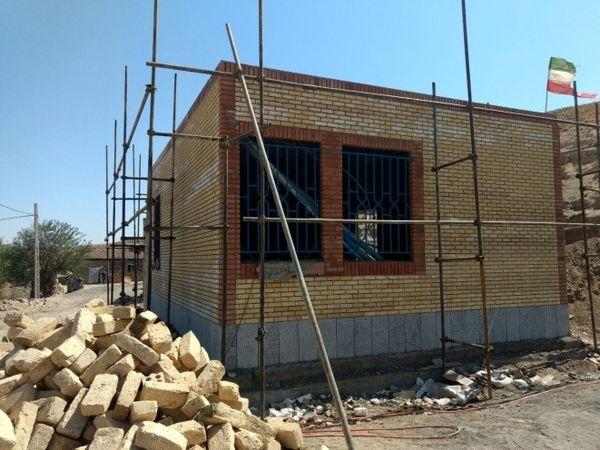 کمیته امداد خانههای روستایی را نوسازی میکند