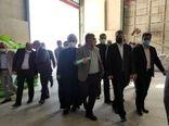 وزیر جهادکشاورزی از کار خانه خوراک دام و طیور چرداول بازدید کرد