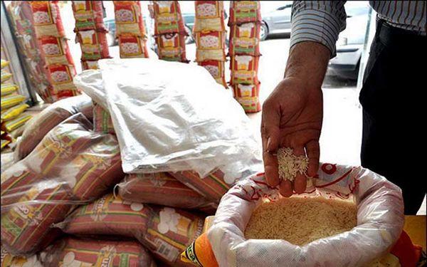 ایران بهای برنج را با روپیه میدهد