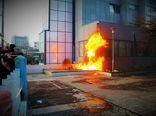ناآرامیها در شهر کمنتس آلمان ادامه دارد