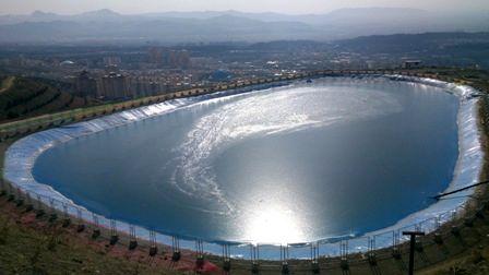 23 سد و استخر ذخیره آب در استان اردبیل بهره برداری شد