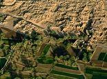 زمینهای کشاورزی در طرود استان سمنان