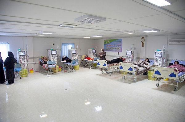 فقط 954 بیمارستان فعال در کشور داریم