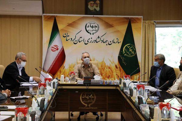 امسال سهمیه کودشیمیایی کردستان ۱۰۴ هزار تن است