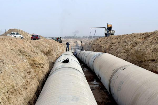 اختصاص ۳۵۰ میلیون دلار برای انتقال آب کشاورزی به اراضی سیستان