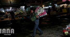 بازار گل نوروزی