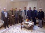 دیدار با خانواده معزز ایثارگران وجانبازان سرافراز جهادگر شهرستان پاکدشت