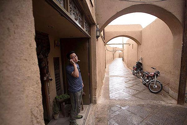 استان یزد کم بارانترین استان کشور