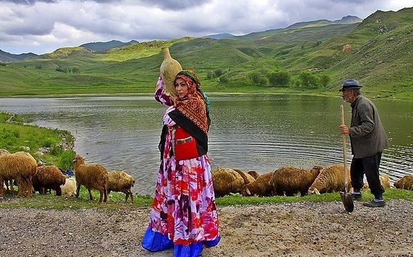 ۵۹ درصد از مساحت کشور در حوزه عشایر قرار دارد