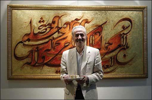 حراج تهران به اقتصاد هنری ایران کمک شایانی میکند