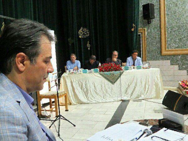 معرفی برگزیدگان سومین دوره جشنواره منطقهای «آوای ایرانی» دلیجان