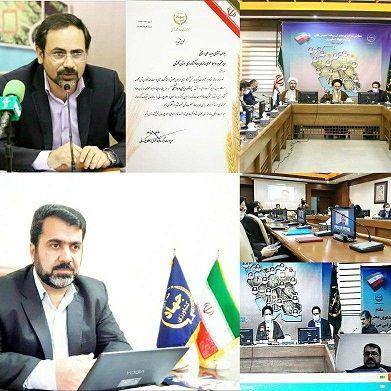 مدیر روابط عمومی سازمان جهادکشاورزی استان گلستان در میان رتبههای برتر