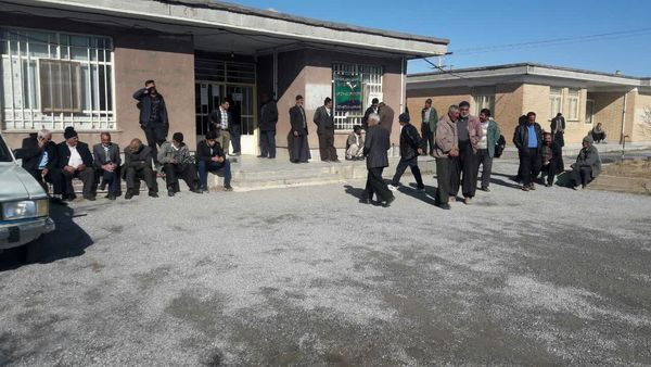 بهرهمندی یکهزار و 846 نفر از بهرهبرداران حوزه مرکز سورشجان از نهادههای کشاورزی