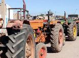 پلاک گذاری 2 هزار و ۸۰ دستگاه تراکتور در شهرستان تبریز
