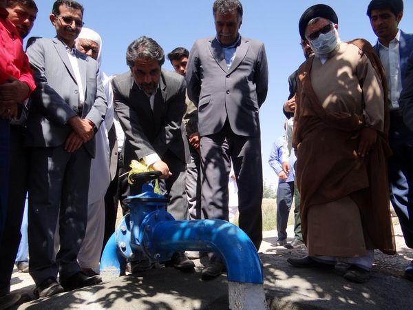 پوشش ۲۵درصدی اراضی خراسان جنوبی در قالب سامانههای نوین آبیاری