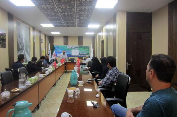 کارگاه آموزشی و ترویجی کاشت زعفران در رباط کریم برگزار شد