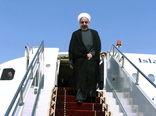 روحانی امروز ظهر به سوئیس میرود